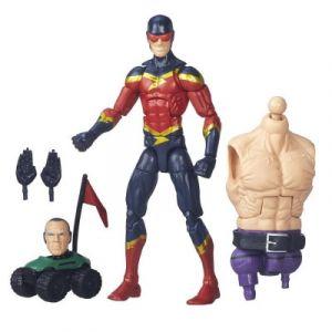 Hasbro Figurine Spiderman Speed Demon Legends Series Superior Foes of Spider-Man