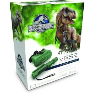 Modelco Jeu Vidéo Réalité Virtuelle Jurassic Park