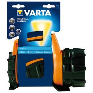 Varta 17652101111 - Torche Bricolage Lanterne - 4D Industrial Beam