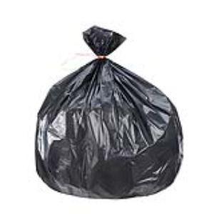 30LNOIRPEHD - Carton de 500 sacs poubelle 12 microns (30 L)