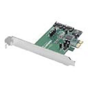 Adaptec RAID 1220SA - Contrôleur de stockage RAID 0, 1 SATA II JBOD PCIe