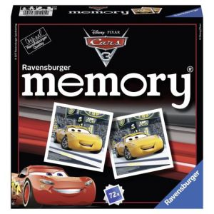 Ravensburger Grand memory Cars 3