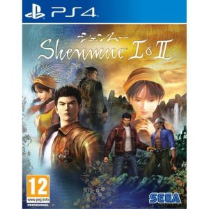 Shenmue I & II sur PS4