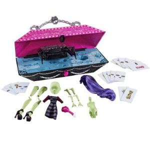 Mattel Monster High Laboratoire