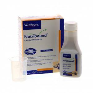 Virbac Complément alimentaire Nutribound pour chien 3 x 150 ml