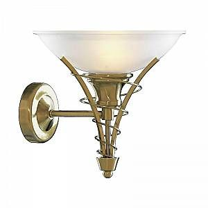 Searchlight Applique intemporelle LINEAS couleur laiton ancien