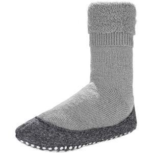Falke Cosyshoes SO - Chaussons Enfant - gris EU 31-32 Chaussons & Pantoufles