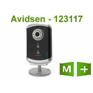Avidsen 123117 - Caméra de surveillance IP