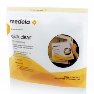 Medela 87024 - Sachets Quick Clean (x5)