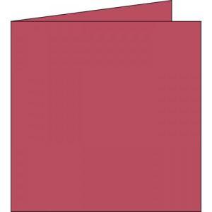 Pollen 25 cartes pliées 210 g/m² (135 x 135 mm)