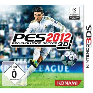 PES 2012 : Pro Evolution Soccer [3DS]