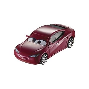 Mattel Véhicule Nathalie Certain (DXV35) Cars 3