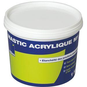 Aldes Mastic acrylique - PLOMBERIELEADER