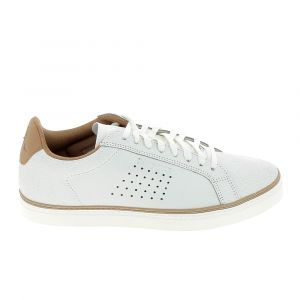Le Coq Sportif Baskets basses Courtace Premium Blanc