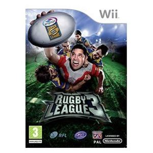 Rugby League 3 [Wii]