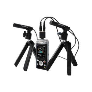 Olympus DM-901 + ME30 - Enregistreur de poche + Pack micro