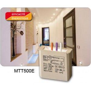 Yokis MTT500E - Télérupteur temporisé encastrable 500W