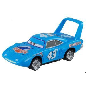 Tomy Disney Cars Tomica King