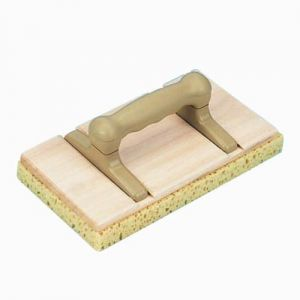 Taliaplast Taloche bois avec éponge 25x14 cm