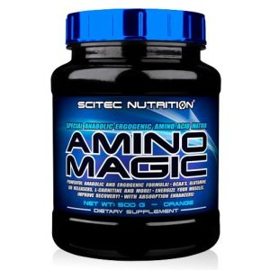 Scitec nutrition Amino Magic Pomme