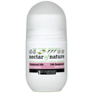 Nectar of beauty Déodorant 24h aux fleurs blanches