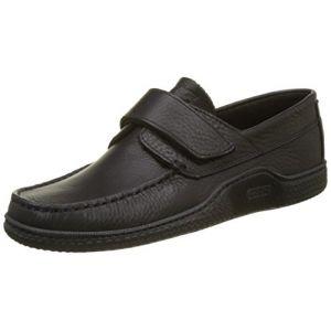 Tbs GALAIS, Chaussures Bateau Hommes, (Noir 004), 43 EU