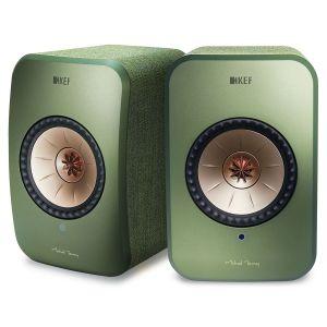 Kef LSX Wireless Vert