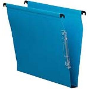 Majuscule Paquet de 25 dossiers suspendus M-First pour armoire (dos : 30 mm)