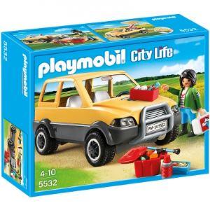 Playmobil 5532 City Life - Vétérinaire avec véhicule d'intervention