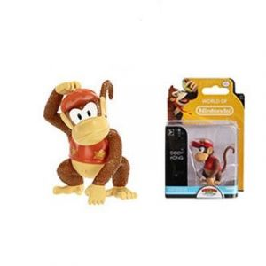 Abysse Corp Diddy Kong - Mini figurine Nintendo