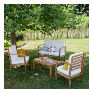 salon jardin bas bois comparer 84 offres. Black Bedroom Furniture Sets. Home Design Ideas
