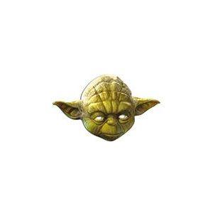 Masque Yoda Star Wars (taille unique)