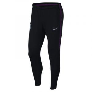 Nike Pantalon de football Manchester City FC Dri-FIT Squad pour Homme - Noir - Taille S