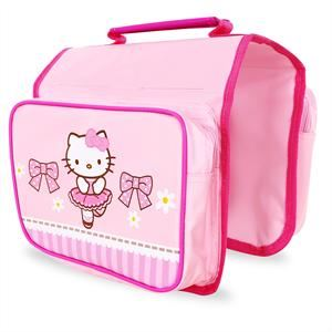 "Vélo fille Hello Kitty Ballet 16"" avec sac et panier"