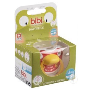 Bibi Happiness sucette Team Belgium +16 mois