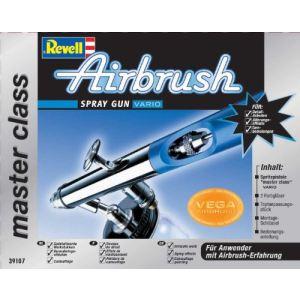Revell Pistolet Aérographe Airbrush : Master Class Vario