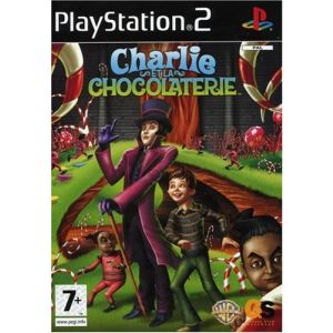 Image de Charlie et la Chocolaterie [PS2]