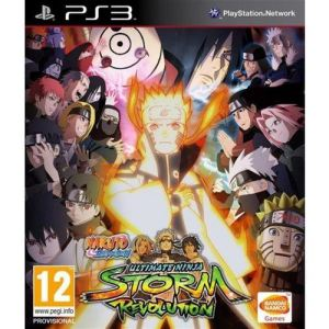 Naruto Shippuden : Ultimate Ninja Storm Revolution [PS3]