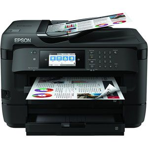 Epson WorkForce WF-7720DTWF - Imprimante multifonctions