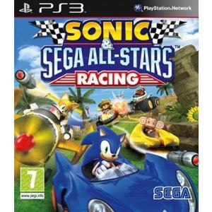 Sonic & Sega All-Stars Racing [PS3]