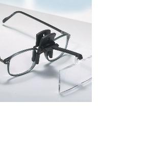 Daylight Sur lunettes loupe avec 4 lentilles