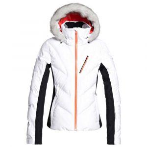 Roxy Vestes Snowstorm - Bright White - Taille S