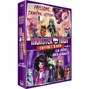 Monster High - La fête des goules + Frisson, camera, action !