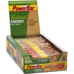 Powerbar Barres énergétiques Natural Energy Box 24u Fruit And Nut