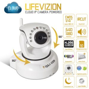 Advance Lifevizion - Caméra IP motorisée H264