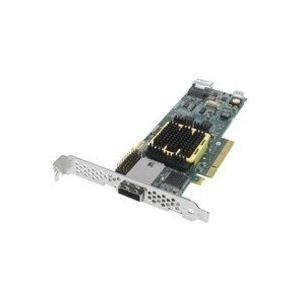Adaptec RAID 5445 - Carte contrôleur PCIe 8x Serial ATA II/SAS Raid 8 ports