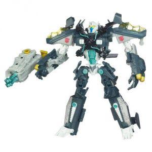 Hasbro Skyhammer Autobot Mechtech Voyager 16 cm Level 2 - Transformers 3 la Face Cachée de la Lune