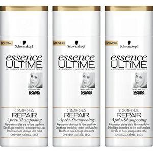 Schwarzkopf Essence Ultîme Omega Repair - Après-shampooing  cheveux abîmés, secs