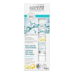 Lavera Basis sensitiv - Contour des yeux anti-rides Q10