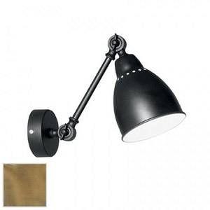 Ideal lux Newton AP1 - Applique avec diffuseur orientable en métal - Bruni